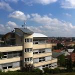 Oblouková střecha,PVC sikaplan
