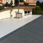 Rekonstrukce střech obloukových Brno