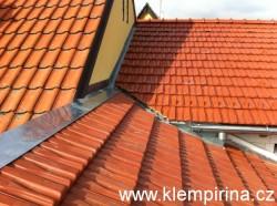 Realizace střechy v Lysicích u Brna