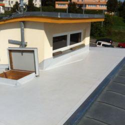 oblouková střecha z pvc