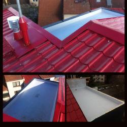 Hydroizolace plochých střech z PVC
