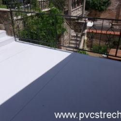 Hydroizolace terasy z PVC Sika Brno