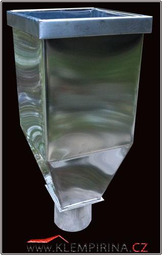 Sběrný kotlík 24X24X55cm