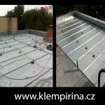 Revize a opravy střech Brno