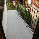 Pochozí folie 814 balkón Brno Husovice